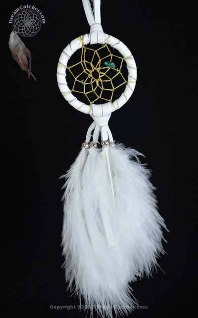 Small Dream Catchers (Smaller than 3 inch hoops)