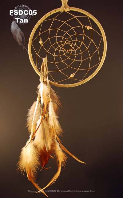 Contemporary Dreamcatcher  (5 inch)