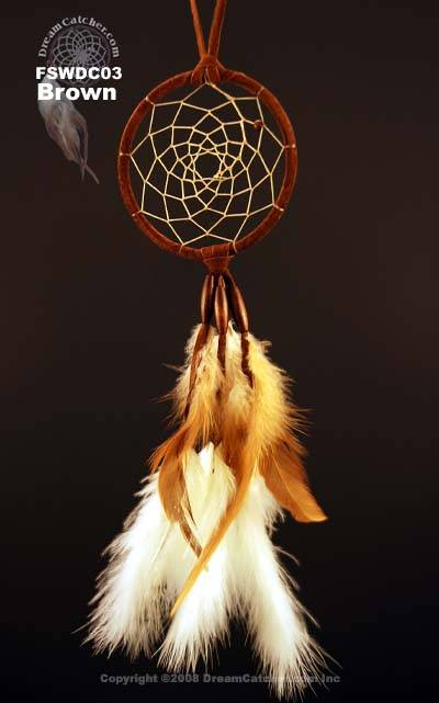 6 Inch Woodland Dream Catcher