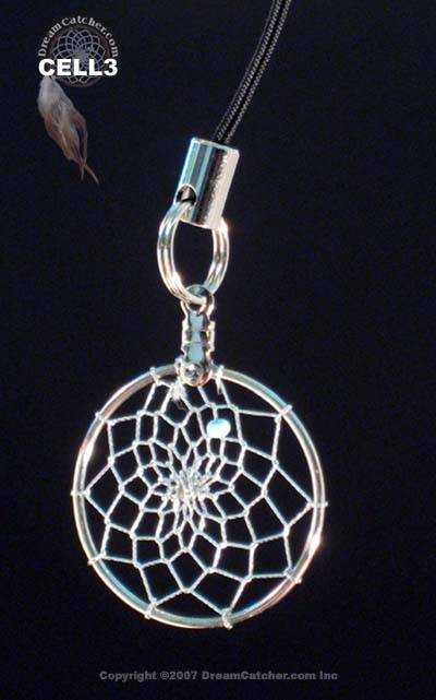 Dreamcatcher Cell Phone Charm