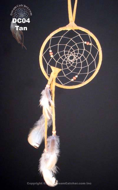 Beautiful contemporary dream catcher (4 inch)
