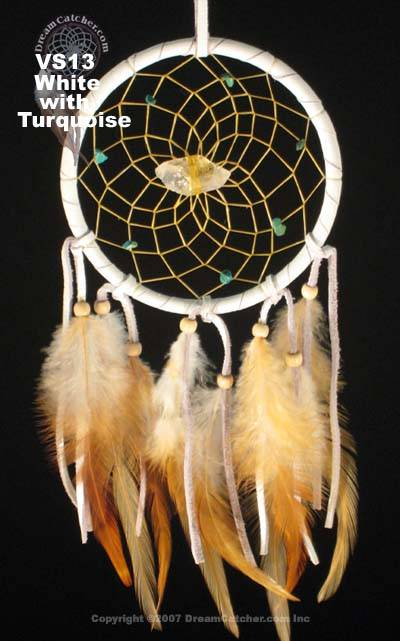 Vision Seeker Dream Catcher (4 inch)