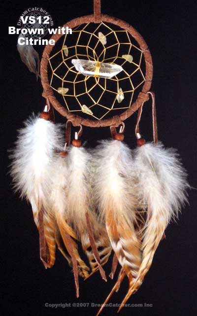 Vision Seeker Dream Catcher (3 inch)