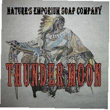 Thunder Moon Soap